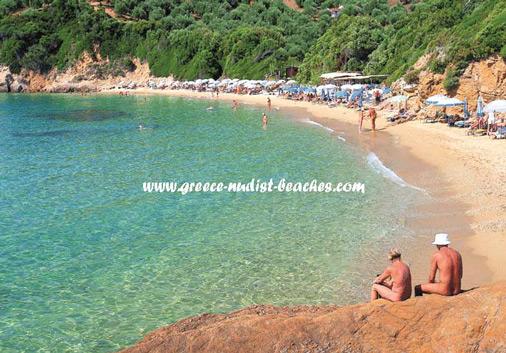 gay nudism naturism in greece